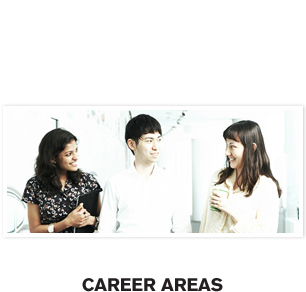 CAREER AREAS